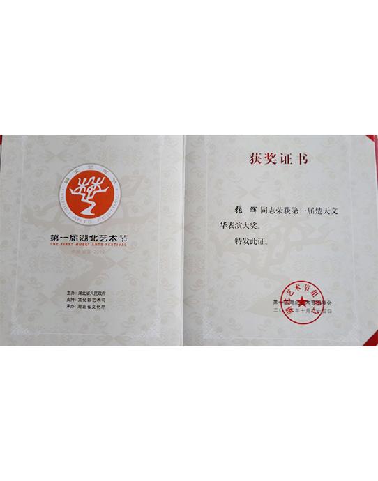 楚天文华奖